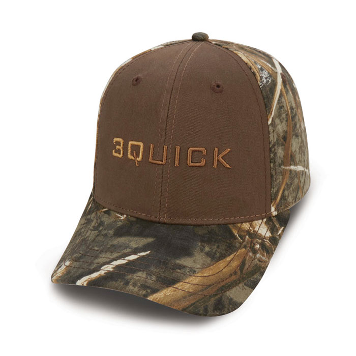 Quick Custom Camo Hat