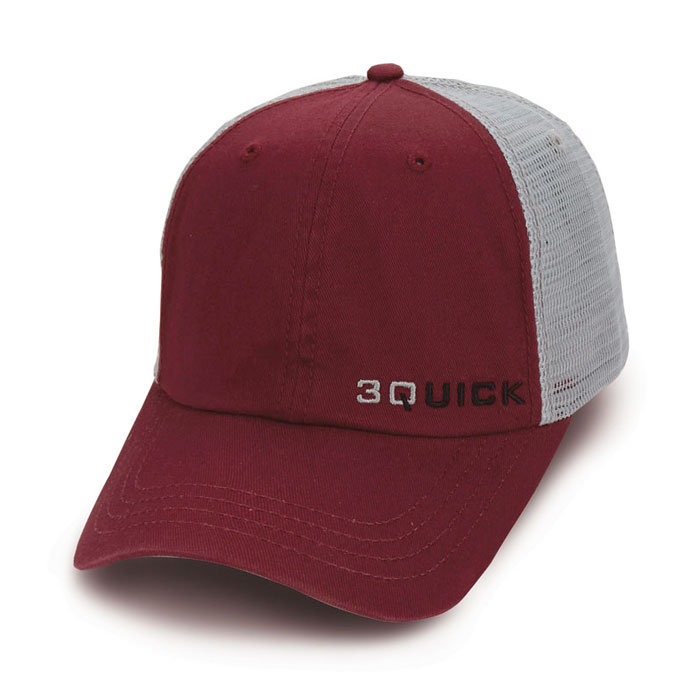 Quick Custom Maroon Hat