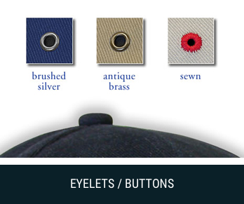 eyelets and buttons image