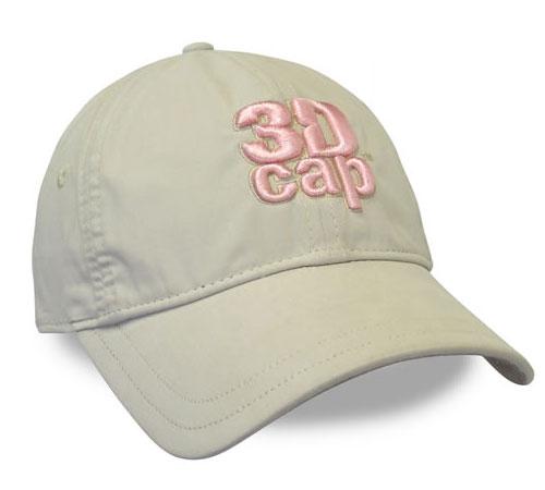 3dcap pink custom cap