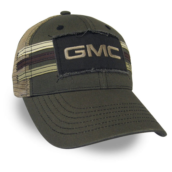 GMC Custom Caps
