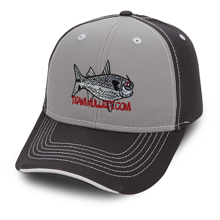 Team Mullet Custom Cap