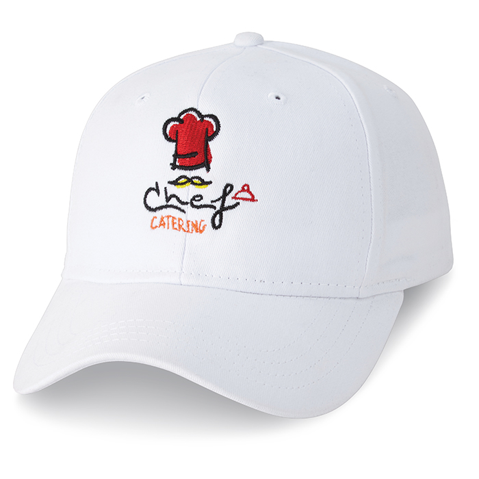 Chef Catering Custom Cap