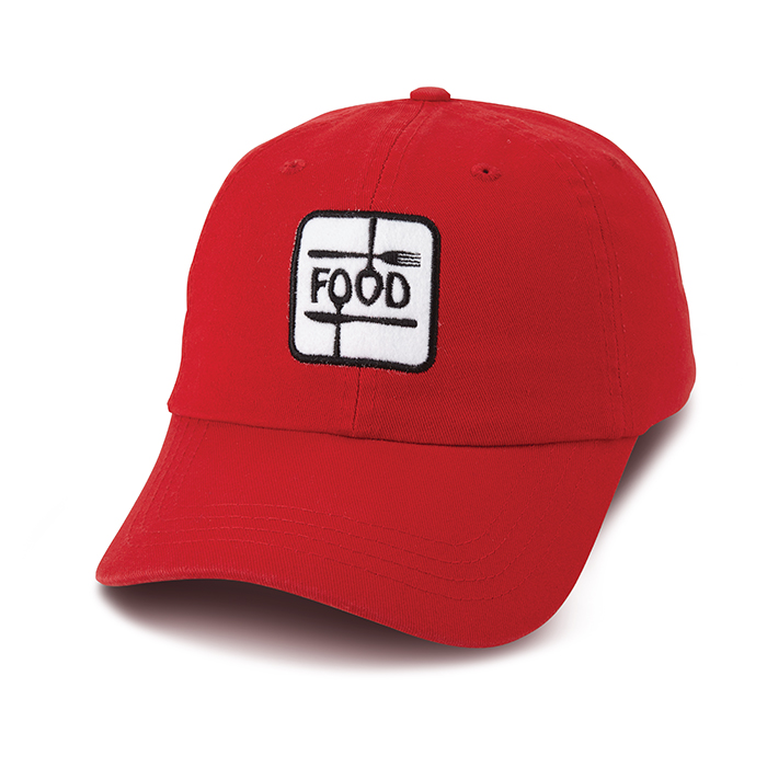 Food Custom Cap