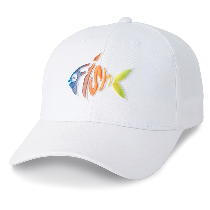 Fish Custom Cap