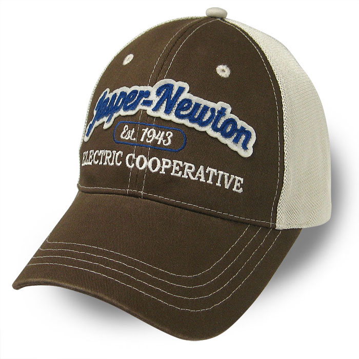 Jasper Newton Electric Cooperative Custom Cap