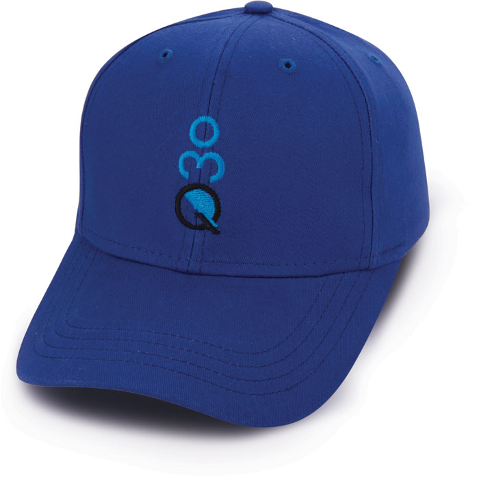 Custom Quick Cap Blue