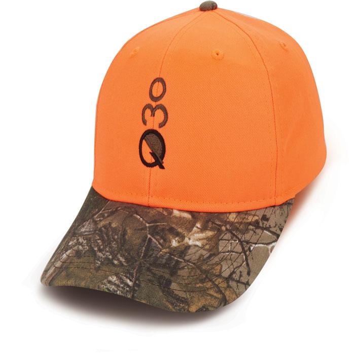 Custom Quck Cap Camo Hat