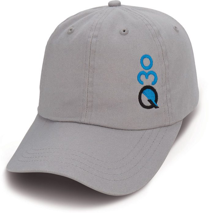 3dcap quick custom cap white
