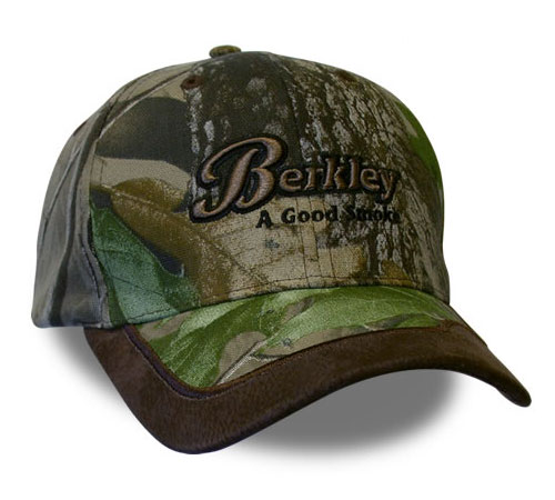 berkley custom cap