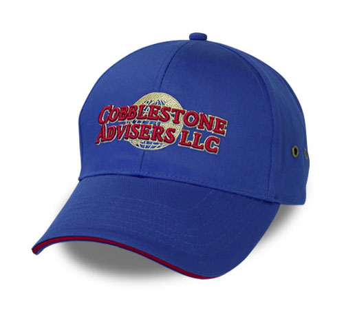 Cobblestone Advisers LLC Custom Cap