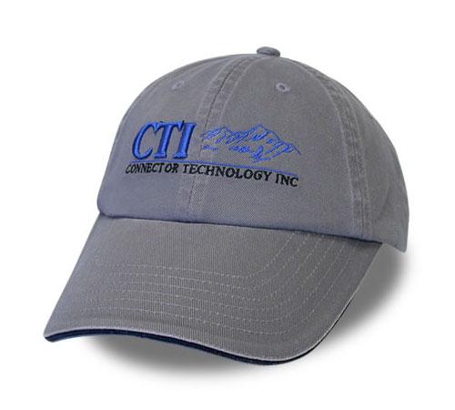 cti custom cap