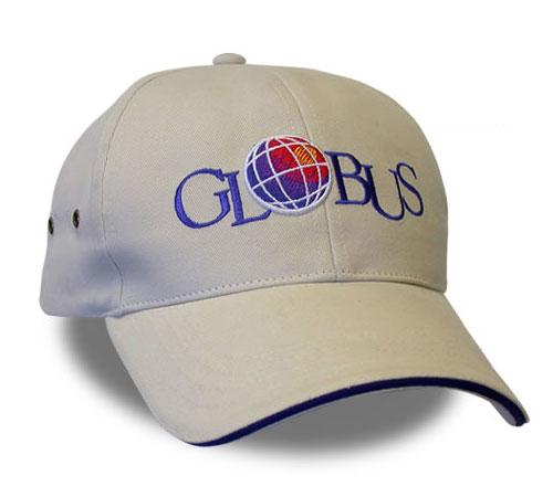 Globus Hat Custom Caps