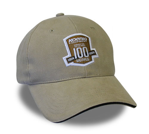 Koenig Equipment Custom Cap