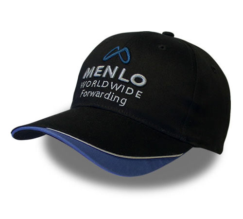 Menlo World Wide Forwarding Custom Cap