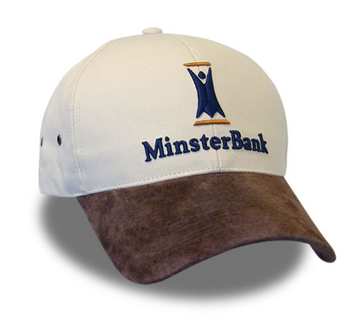 Minster Bank Custom Cap