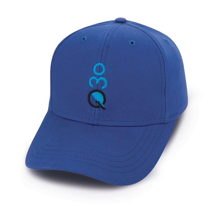 Quick Custom Blue Hat
