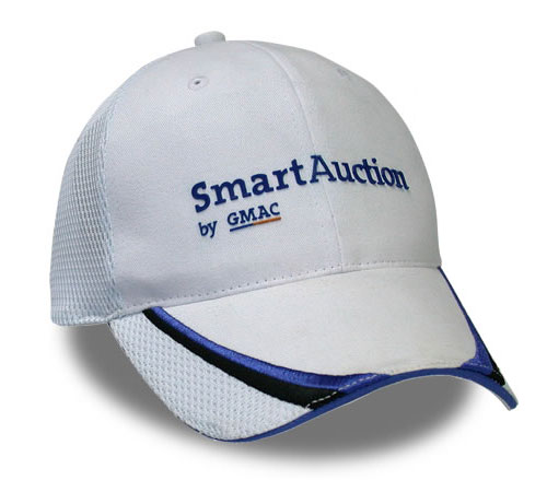 Smart Auction by GMAC Custom Cap