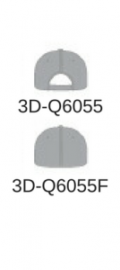 3D-Q6055 cap