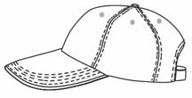 hugger cap example